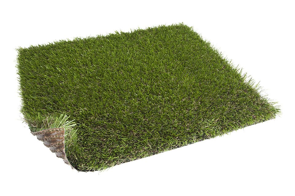 Sample of Lazy Lawn® Meadow Green Artificial Turf